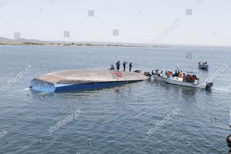 Ferry capsizes, Tanzania