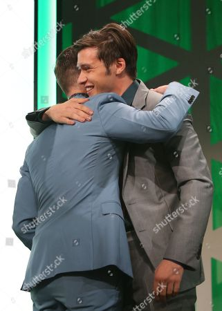 Robbie Rogers, Nick Robinson