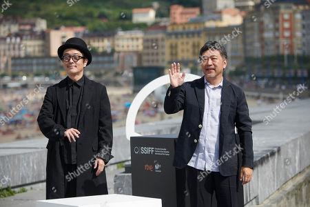 Editorial photo of 'Manbiki kazoku' photocall, 66th San Sebastian Film Festival, Spain - 23 Sep 2018