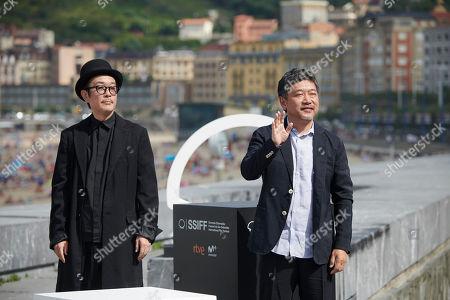 Editorial picture of 'Manbiki kazoku' photocall, 66th San Sebastian Film Festival, Spain - 23 Sep 2018