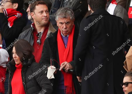 Ex Arsenal CEO David Dein