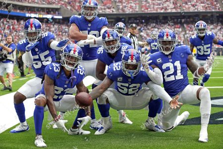New York Giants v Houston Texans