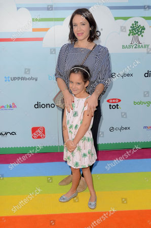Editorial photo of 7th Annual Celebrity Baby2Baby Benefit, Los Angeles, USA - 22 Sep 2018