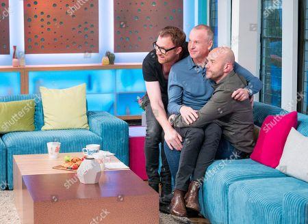 Editorial photo of 'Sunday Brunch' TV show, London, UK - 23 Sep 2018