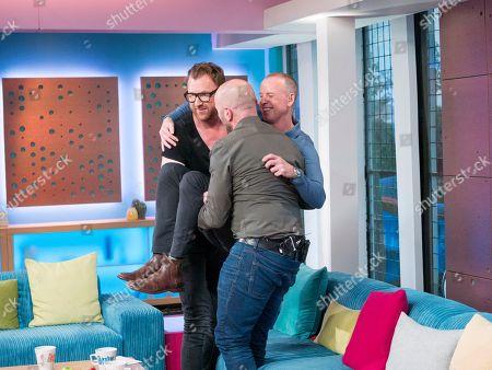 Editorial image of 'Sunday Brunch' TV show, London, UK - 23 Sep 2018