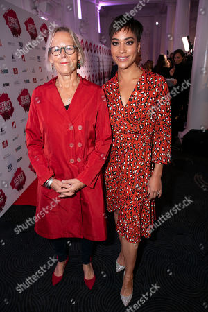 Phyllida Lloyd and Cush Jumbo