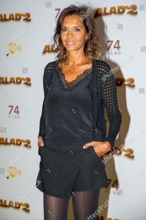 TV host Karine Le Marchand