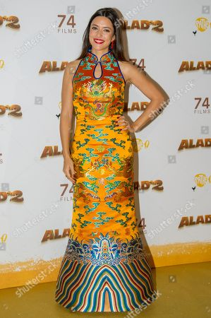 Editorial picture of 'Alad'2' film premiere, Paris, France - 21 Sep 2018