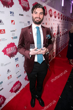 Editorial image of 'The Stage Debut Awards 2018' awards, London, UK - 23 Sep 2018