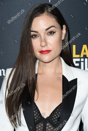 Editorial photo of 'Into The Dark' TV series premiere, LA Film Festival, Los Angeles, USA - 21 Sep 2018