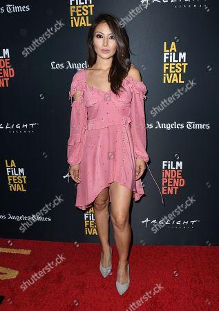 Editorial image of 'Into The Dark' TV series premiere, LA Film Festival, Los Angeles, USA - 21 Sep 2018