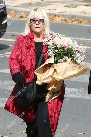 Editorial image of Comedien Jean Piat Funeral, Saint Francois-Xavier, Paris, France - 21 Sep 2018