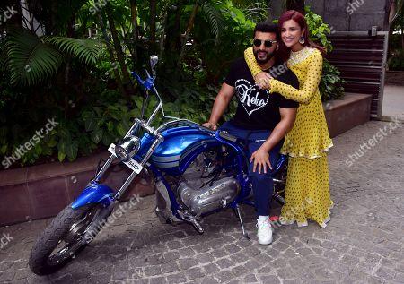 Arjun Kapoor and Parineeti Chopra