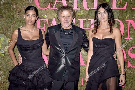 Editorial picture of Green Carpet Fashion Awards Italia, Spring Summer 2019, Milan Fashion Week, Italy - 23 Sep 2018
