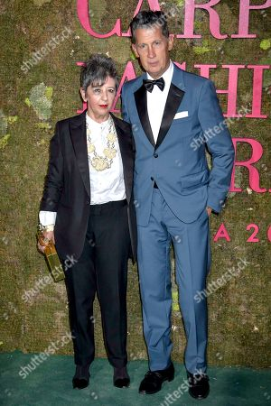 Maria Luisa Frisa and Stefano Tonchi