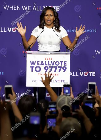 'When We All Vote' rally, Las Vegas