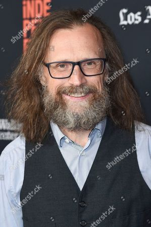 "Tom Beyer attends a screening of ""All About Nina"" at the LA Film Festival, in Beverly Hills, Calif"
