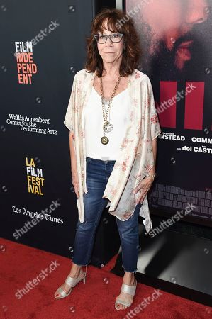"""Mindy Sterling attends a screening of """"All About Nina"""" at the LA Film Festival, in Beverly Hills, Calif"""