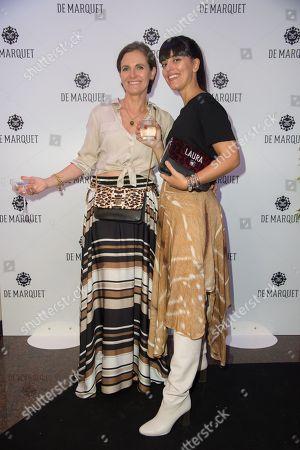 Raffaella Iten Metzger and Laura Comolli