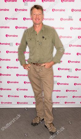 Stock Photo of Benedict Allen