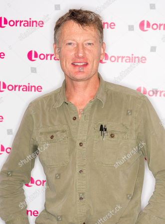 Editorial picture of 'Lorraine' TV show, London, UK - 24 Sep 2018