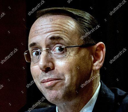 Deputy Attorney General Rod Rosenstein Job in Jeopardy