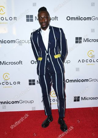 Editorial picture of 12th Annual Adcolor Conference and Awards, Los Angeles, USA - 23 Sep 2018