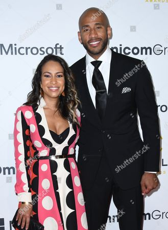 Valeisha Butterfield, Dahntay Jones
