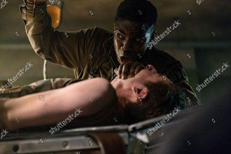 Jovan Adepo as Boyce, Dominic Applewhite as Rosenfeld