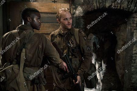 Jovan Adepo as Boyce, Wyatt Russell as Ford