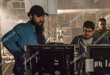 Julius Avery Director, J.J. Abrams Producer, Jovan Adepo as Boyce