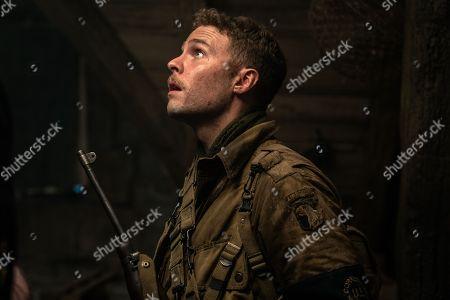 Iain De Caestecker as Chase