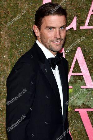 Editorial image of Green Carpet Fashion Awards Italia, Spring Summer 2019, Milan Fashion Week, Italy - 23 Sep 2018
