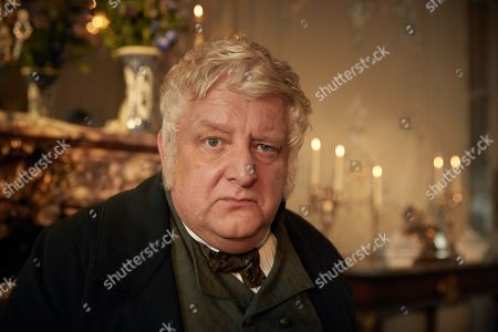 Simon Russell Beale as Mr Sedley.
