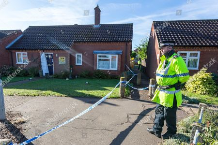 Brooke murder, Norfolk