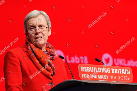 Stock Picture of Margaret Greenwood MP, Shadow Secretary of State for Work and Pensions