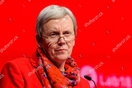 Stock Image of Margaret Greenwood MP, Shadow Secretary of State for Work and Pensions