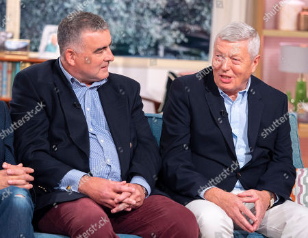 Frank Armstrong and Alan Johnson