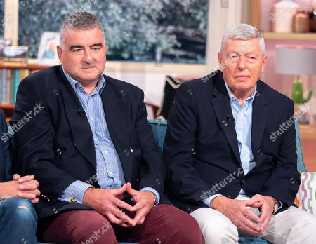 Editorial image of 'This Morning' TV show, London, UK - 24 Sep 2018