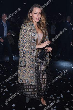 Christian Dior show, Front Row, Paris Fashion Week