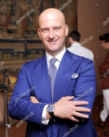Stock Picture of Giuseppe Santoni