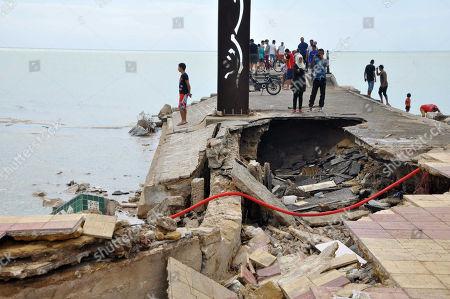 Heavy rainstorms hit Tunisia