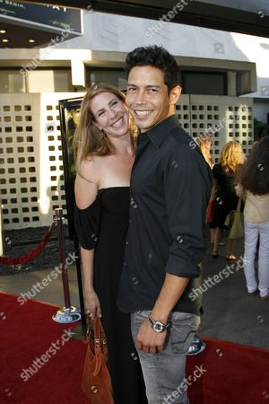 Yvonne Jung and Anthony Ruivivar