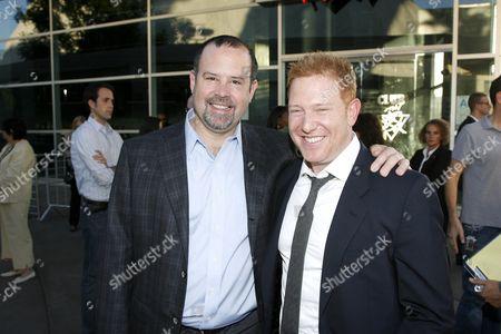 Universal's Marc Shmuger and Producer Ryan Kavanaugh