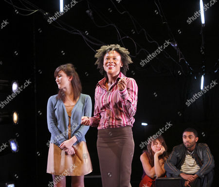 Stock Picture of 'Pornography' -  Sarah Solemani, Frances Ashman, Kirsty Bushell, Anthony Walsh, Sam Spruell