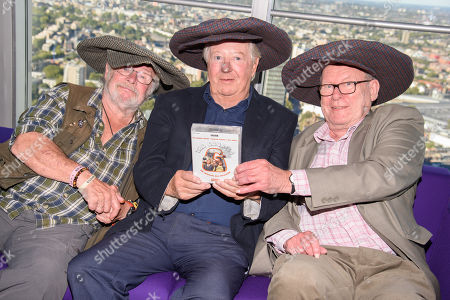'The Goodies: The Complete BBC Collection' DVD launch, London
