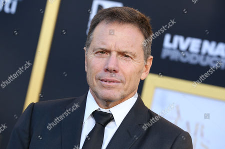 Editorial photo of 'A Star is Born' film premiere, Arrivals, Los Angeles, USA - 24 Sep 2018