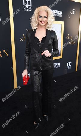 Editorial picture of 'A STAR IS BORN' Premiere from Warner Bros. Pictures, in association with Live Nation Productions and Metro Goldwyn Mayer Pictures at the Shrine Auditorium, Los Angeles, CA, USA - 24 Sep 2018