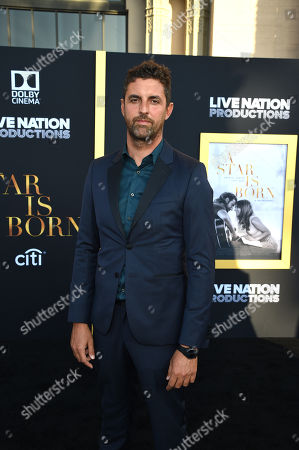 Editorial image of 'A STAR IS BORN' Premiere from Warner Bros. Pictures, in association with Live Nation Productions and Metro Goldwyn Mayer Pictures at the Shrine Auditorium, Los Angeles, CA, USA - 24 Sep 2018