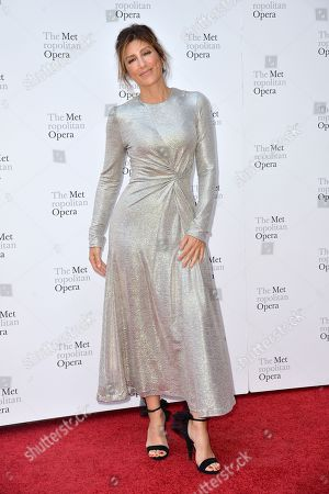 Editorial image of Metropolitan Opera Opening Night Gala, Arrivals, New York, USA - 24 Sep 2018
